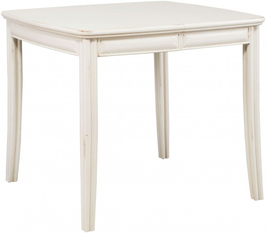 Siesta Sands White Sand Extendable Gathering Dining Table