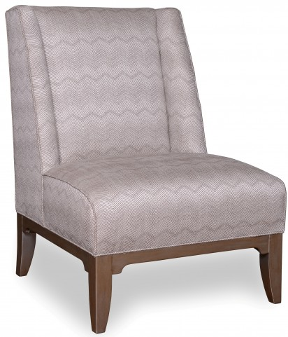 Chloe Quartz Slipper Chair