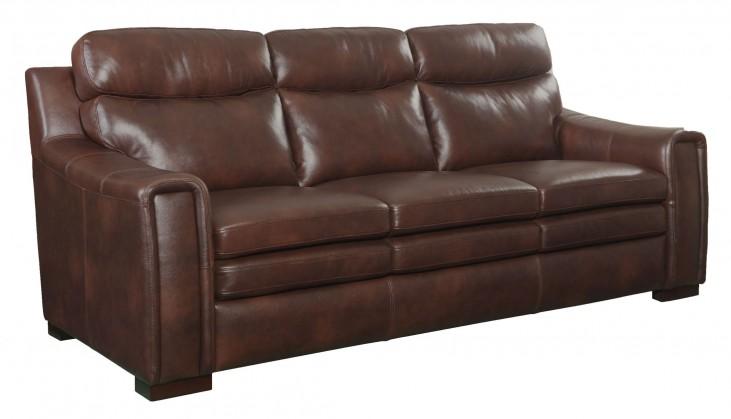 Amarillo Brown Sofa