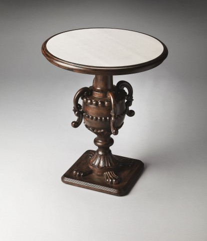 Basel Heritage Mirror Foyer Table