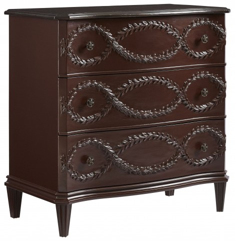 Villa Couture Pomegranate Nicolo Bachelor's Chest