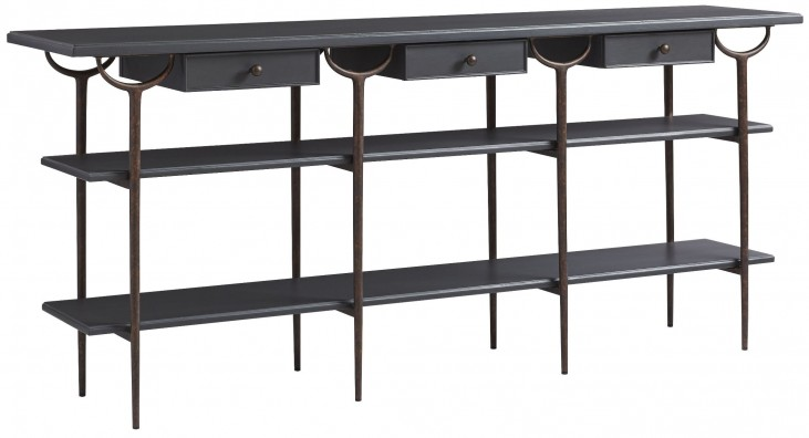 Villa Couture Bluestone Asti Console Table