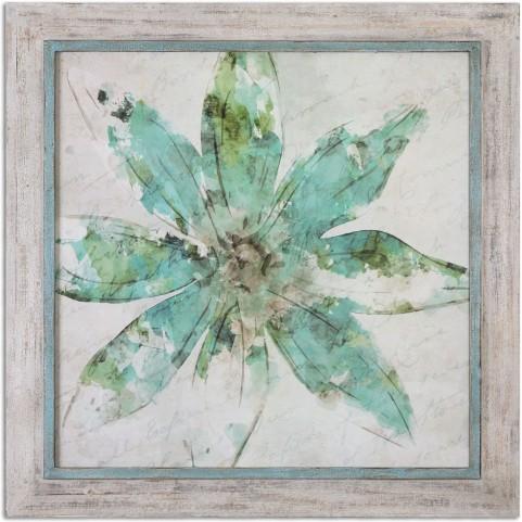 Pinwheel Floral Art