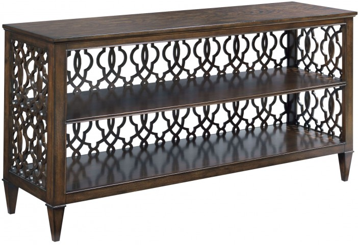 Grantham Hall Deep Coffee Hall Console
