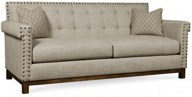 Logan Tufted Sofa
