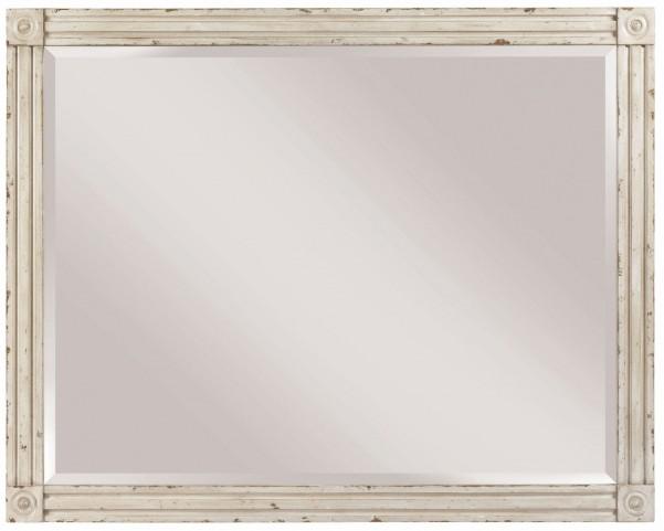 Southbury Parchment Landscape Mirror