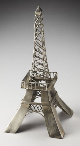Hors D'Oeuvres Eiffel Tower Figurine