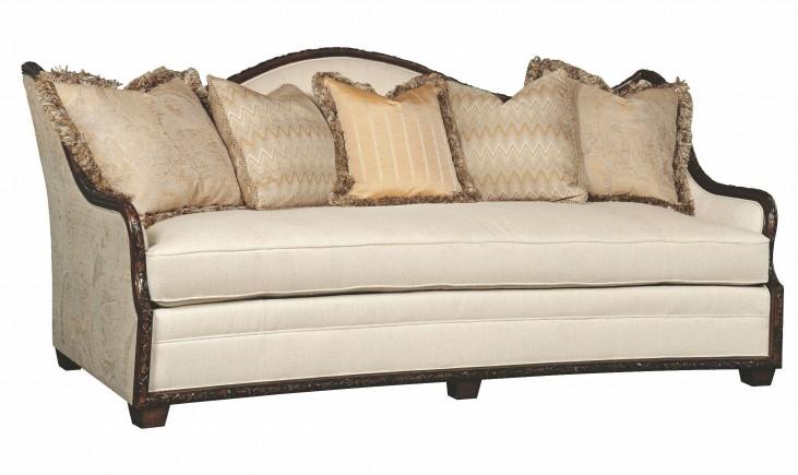 Ava Creme Sofa