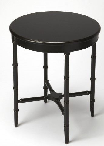 Somerset Plantation Cherry Black Licorice End Table