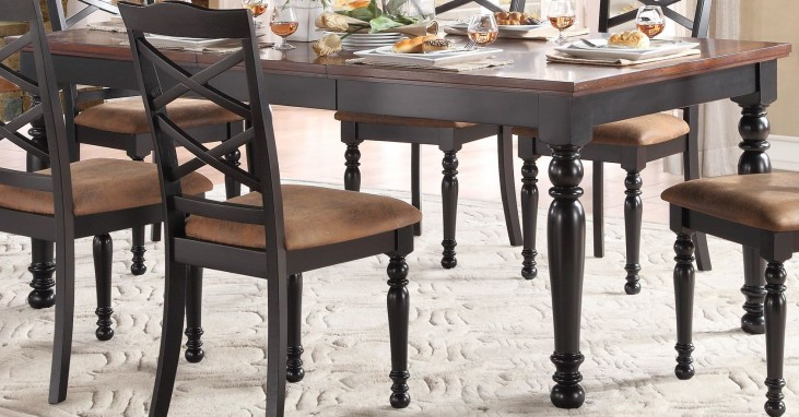 Isleton Extendable Dining Table