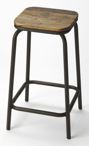 "Industrial Chic 25"" Bar Stool"