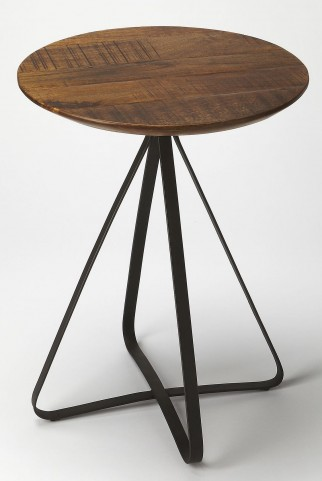 Industrial Chic Side Table