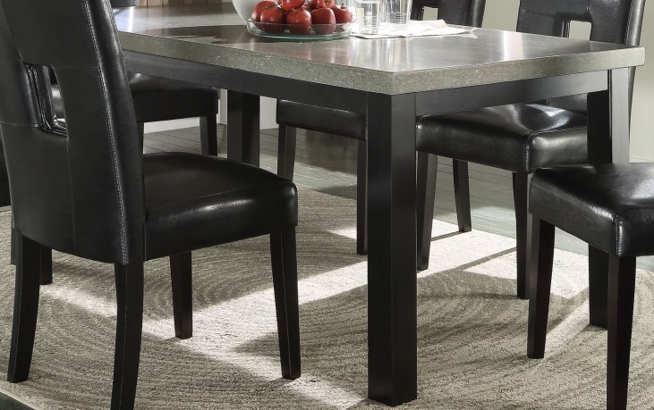 Beloit Concrete Dining Table