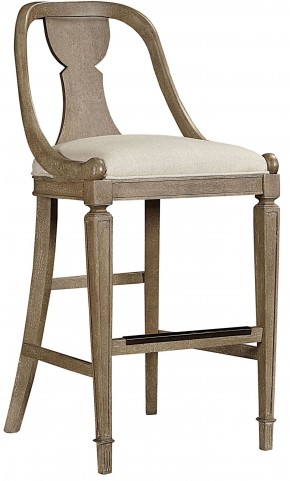 Wethersfield Estate Brimfield Oak Barstool
