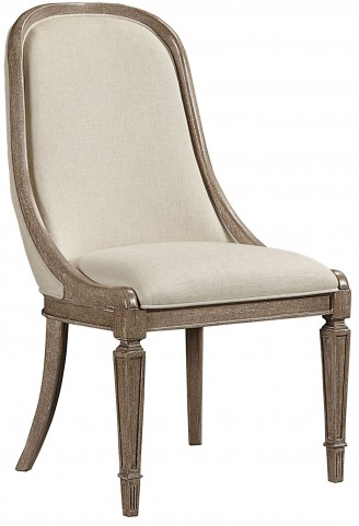Wethersfield Estate Brimfield Oak Host Chair
