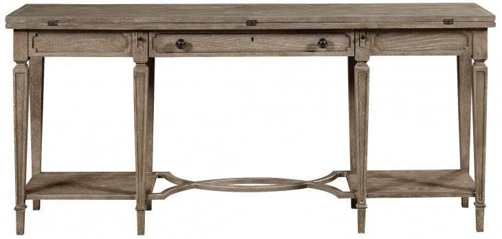 Wethersfield Estate Brimfield Oak Flip Top Table