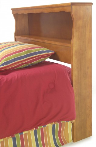 Barrister I Bayport Maple Twin Headboard