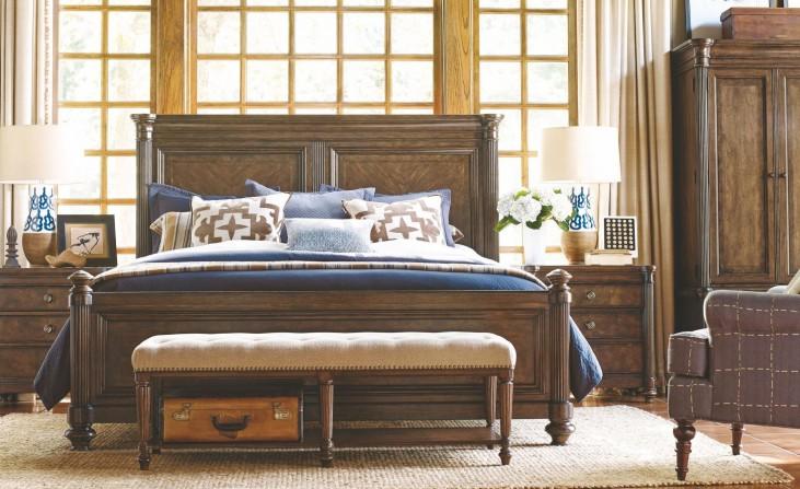 Barrington Farm Classic Panel Bedroom Set