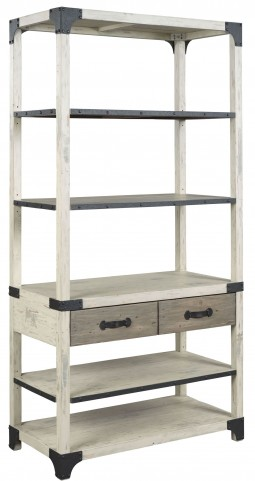 Reclamation Place Sundried Natural Bookcase
