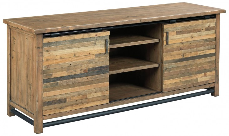 Reclamation Place Sundried Natural Entertainment Console