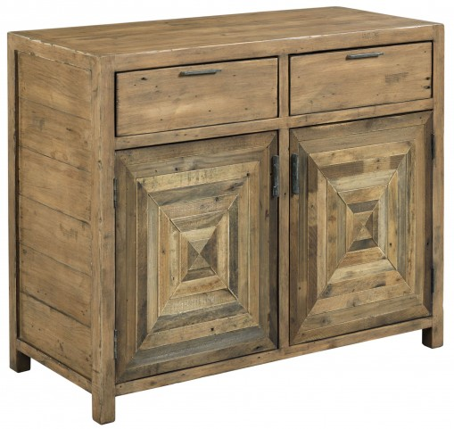 Reclamation Place Sundried Natural Accent Cabinet