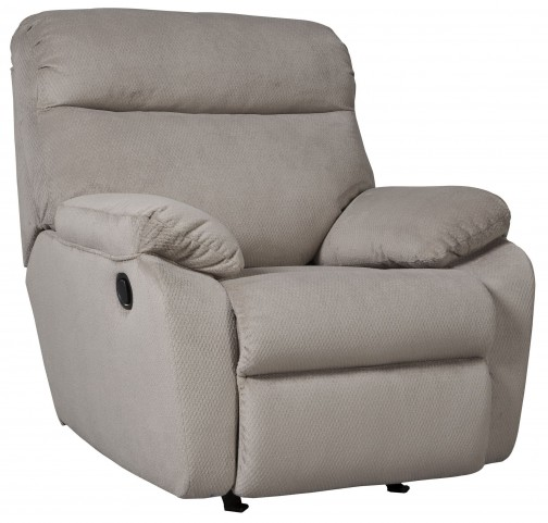 Demarion Smoke Rocker Recliner