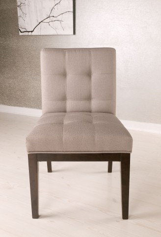 Felicia Linen Dining Chair Set of 2