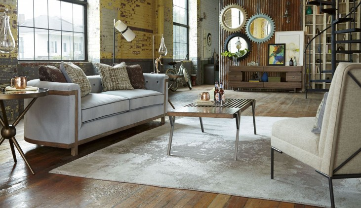 Epicenters Upholstered Marand Living Room Set