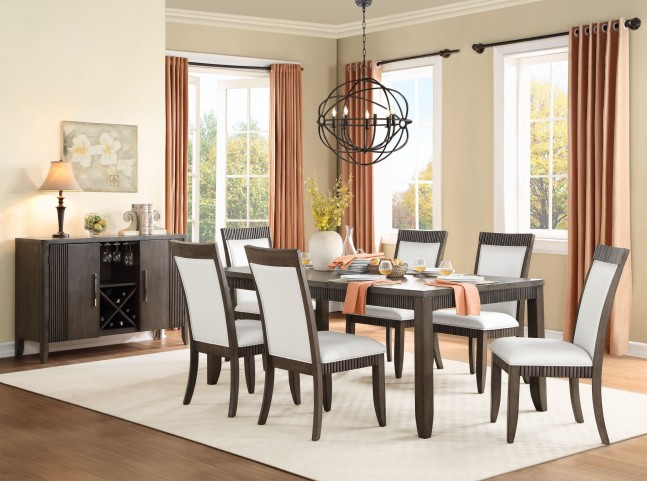 Piqua Extendable Dining Room Set