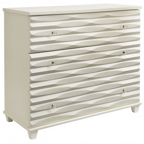 Coastal Living Oasis Saltbox White Tides Single Dresser