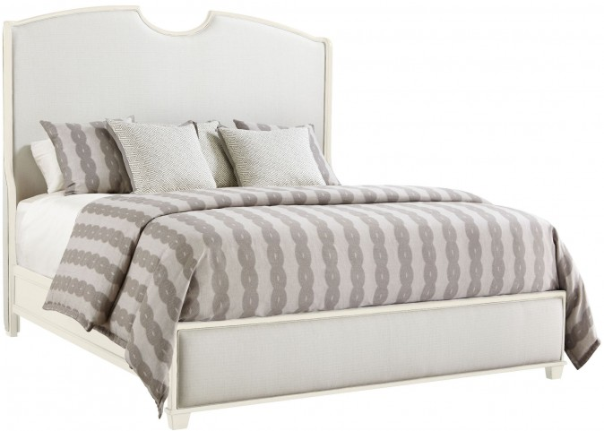 Coastal Living Oasis Saltbox White Cal.King Solstice Canyon Shelter Bed