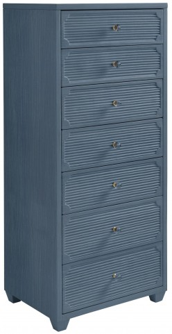 Coastal Living Oasis Cotswold Blue Seadrift Lingerie Chest