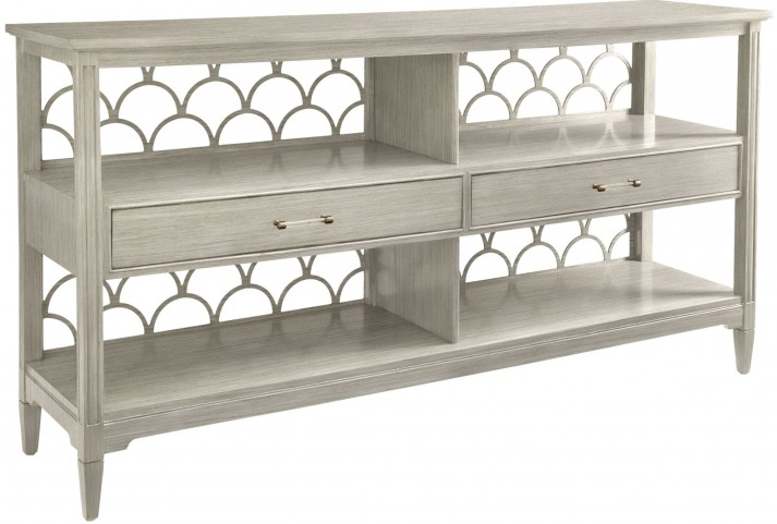 Coastal Living Oasis Oyster Sea Cloud Sideboard