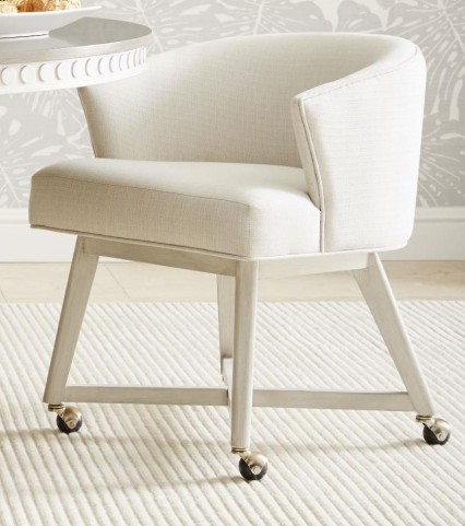 Coastal Living Oasis Oyster Carlyle Club Chair