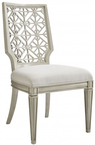 Coastal Living Oasis Oyster Catalina Side Chair