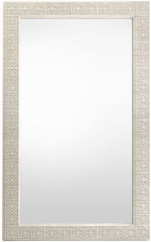 Coastal Living Oasis Oyster Catalina Floor Mirror