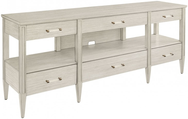 Coastal Living Oasis Oyster Mulholland Media Console