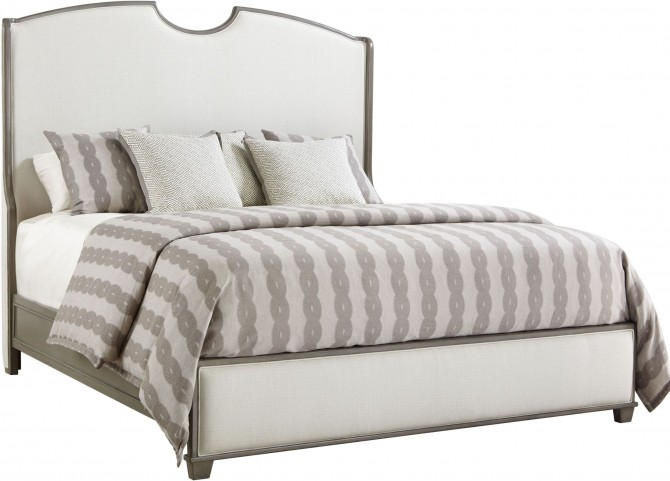 Coastal Living Oasis Grey Birch Queen Solstice Canyon Shelter Bed