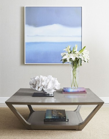 Coastal Living Oasis Grey Birch Poseidon Occasional Table Set