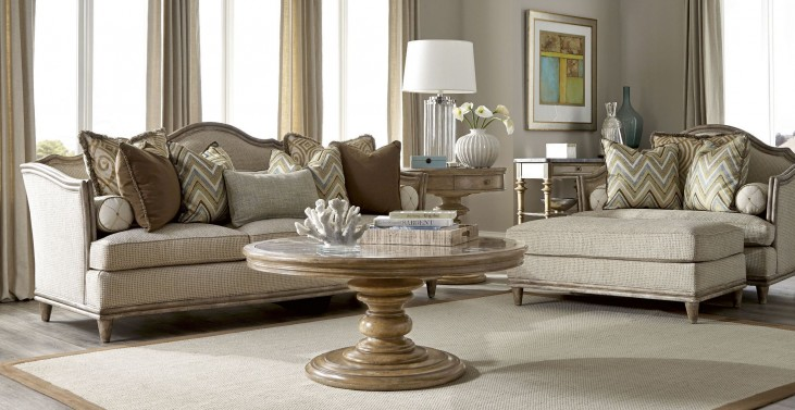 Monterrey Upholstered Living Room Set