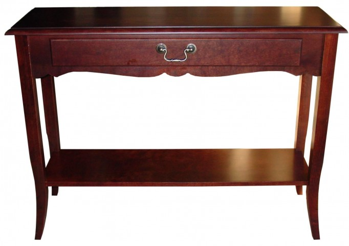 Gloucester Cherry Console Table