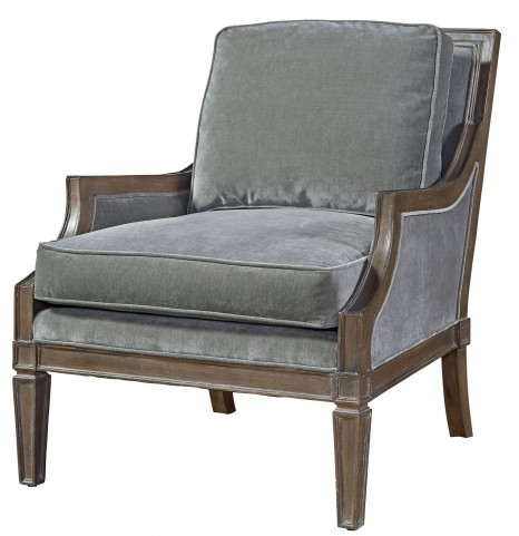 Prescott Crosspoint Accent Chair