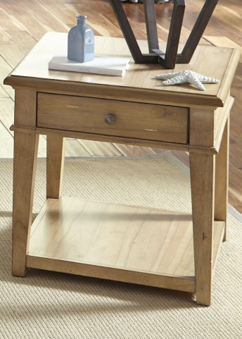 Harbor View Sand End Table