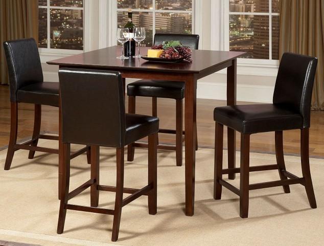 Weitzmenn Counter Height Dining Room Set