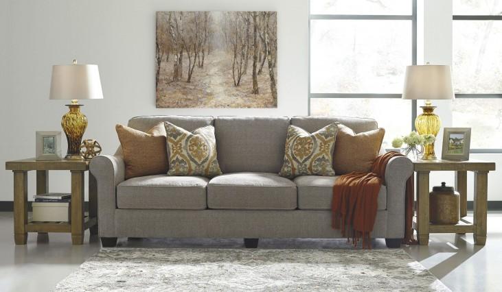 Leola Slate Sofa