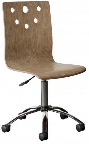 Driftwood Park Sunflower Seed Desk Chair