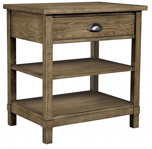 Driftwood Park Sunflower Seed Bedside Table