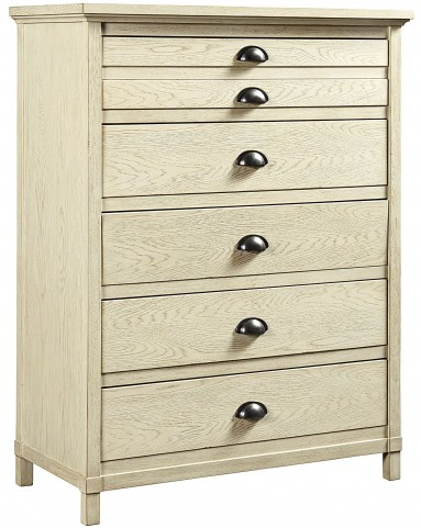 Driftwood Park Vanilla Oak Chest