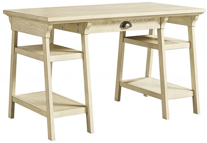 Driftwood Park Vanilla Oak Desk