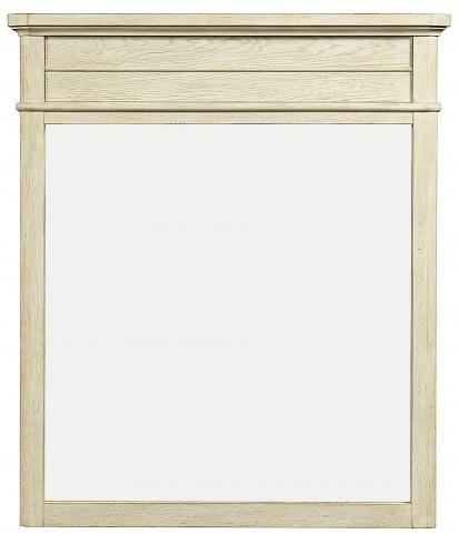 Driftwood Park Vanilla Oak Mirror